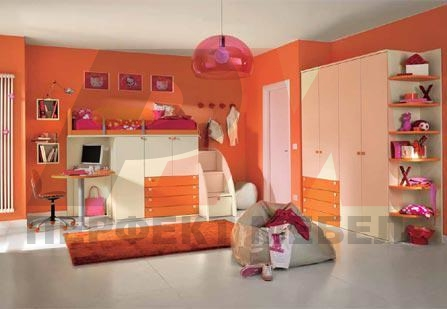 комфортни български двуетажни детски стаи практични